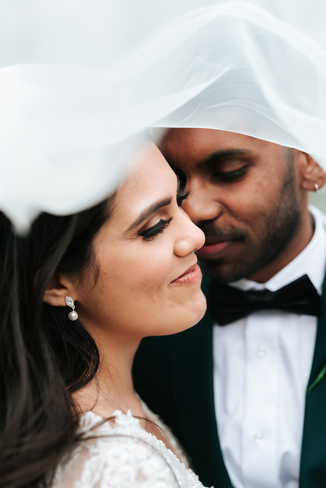 Beautiful Asian couple civil wedding at Hampton Court House   Ed Pereira Photography